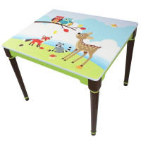 Dětský stůl FANTASY FIELDS Enchanted Woodland