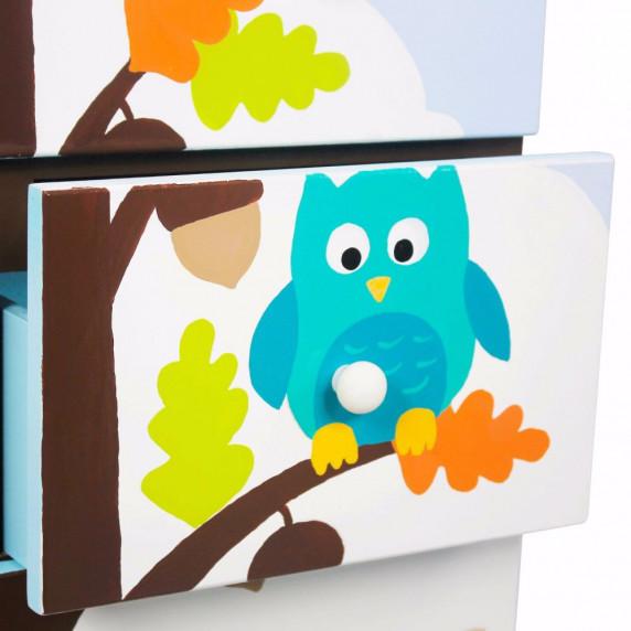 Dětská skříňka FANTASY FIELDS Enchanted Woodland