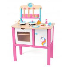 Dětská kuchyňka Woodyland KITCHEN UNICORN Preview