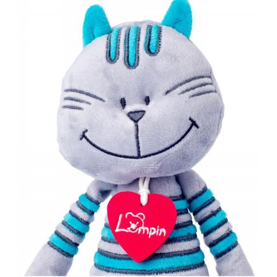 Plyšový kocour LUMPIN Cat Lewis