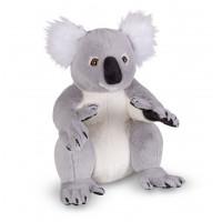 Plyšový medvěd Koala 40 cm Melissa & Doug PLUSH KOALA