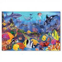 Puzzle Melissa&Doug - Oceán