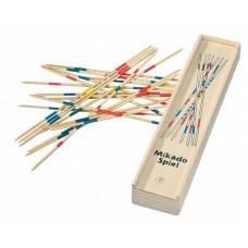 Dřevěná hra v krabici 41 ks WOODYLAND Mikado Preview