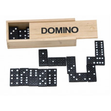 Domino v dřevěné krabičce WOODYLAND Domino Classic Preview