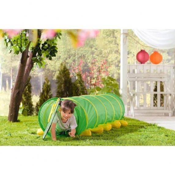 Prolézačka - hrací tunel Housenka BINO Tunnel Caterpillar