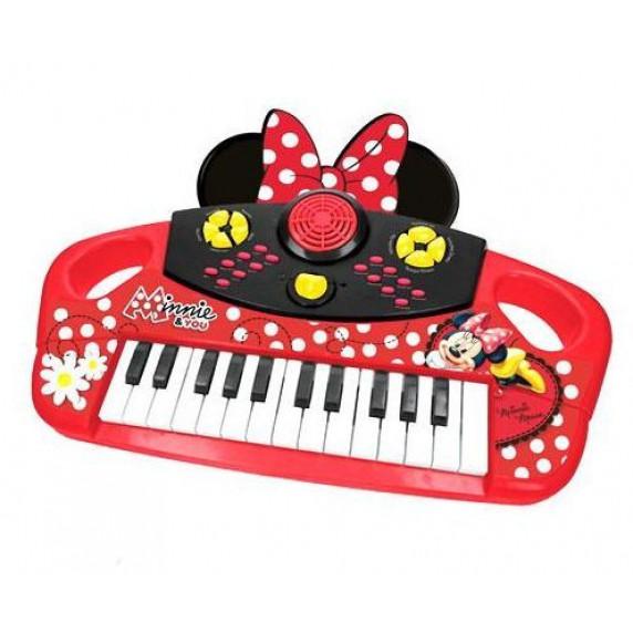 Dětské elektronické klávesy REIG Minnie Mouse 5259
