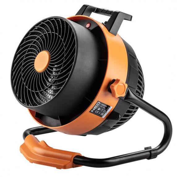 NEO TOOLS ohřívač a ventilátor s manuálním ovládáním 90-070 2,4 KW