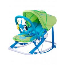 Dětské lehátko CARETERO Aqua green Preview