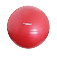 Gymnastický míč 75 cm MASTER Super Ball - červený Preview