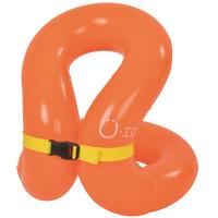 Dětská nafukovací plavecká vesta JILONG U-ion - oranžová