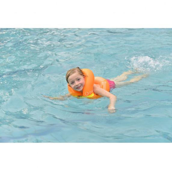 Dětská nafukovací plavecká vesta JILONG U-ion - růžová
