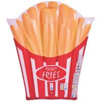 Nafukovací lehátko JILONG Jambo French Fries - hranolky 151 cm