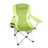 Kempingová skládací židle King Camp zelená