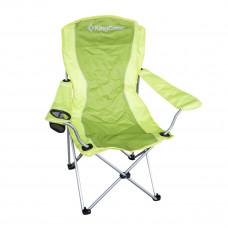 Kempingová skládací židle King Camp zelená Preview