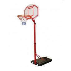 Basketbalový koš s deskou 170 x 90 x 255 cm MASTER Attack 260  Preview