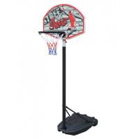 MASTER Ability 190 Basketbalový koš s deskou 183 x 110 x 65 cm