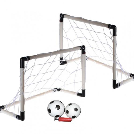 Brankový set MASTER 2v1 s míčem