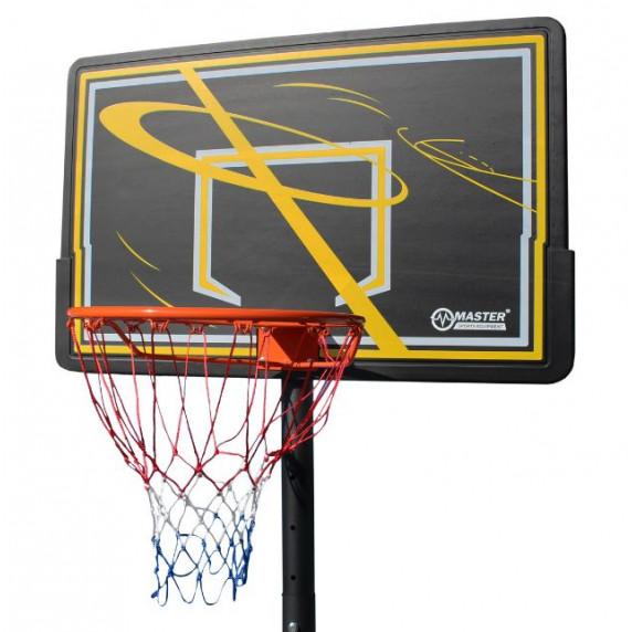 Basketbalový koš s deskou 365x120x110 cm MASTER Impact 305