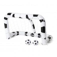 Fotbalová branka BESTWAY 213 x 117 x 125 cm s míči Preview