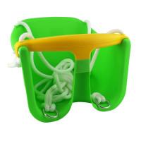 Houpačka plastová baby CHEVA Baby plast - zelená