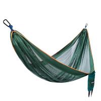 Houpací síť KING CAMP Cool  260 x 160 cm - zelená