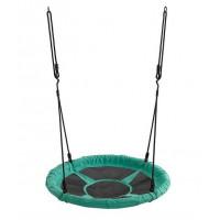 Zahradní houpačka SPARTAN Fun Ring 95 cm - zelená