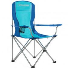 Kempingová skládací židle King Camp modrá Preview
