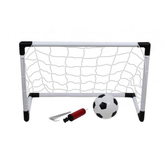 MASTER Fotbalová branka 60 x 40 x 30 cm s míčem