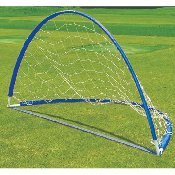 MASTER fotbalová branka skládací 160 x 80 x 80 cm