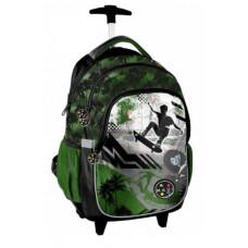 Skateboardová školní taška PASO Maui Skate 45x29x24 cm