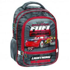 PASO školní taška Cars 42 x 31 x 16 cm - šedá Preview