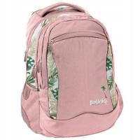 PASO školní batoh Coconut 41 x 30 x 20 cm - růžový