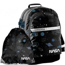 PASO školní set NASA - školní taška + sáček na tělocvik  Preview