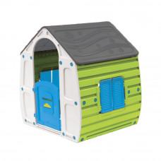 Zahradní domek 102 x 90 x 109 cm T02527 Inlea4Fun Preview