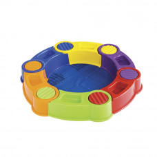 Colombus 2v1 skládací pískoviště a dětský bazén Inlea4Fun Preview