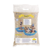 Písek do dětského pískoviště 15 kg Inlea4Fun