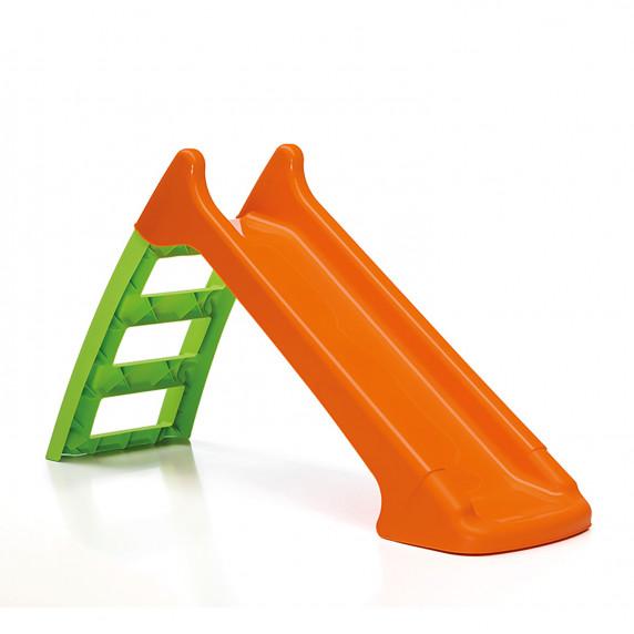 Skluzavka s přípojkou na vodu - oranžová Inlea4Fun