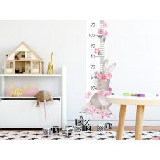 Měřítko vzrůstu SECRET GARDEN Rabbit  - Králíček růžový Preview