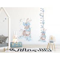 Měřítko vzrůstu SECRET GARDEN Rabbit  - Králíček modrý