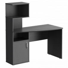 Taipa Comp Psací stůl s policemi 120 x 60 x 135 cm - Dark Legno Preview