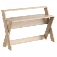 Taipa Comp Psací stůl 145,4 x 60 x 98,7 cm - Sonoma Oak