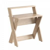 TAIPIT Comp Písací stůl 85,4 x 60 x 98,7 cm - Sonoma Oak