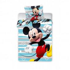 Dětské povlečení Mickey Mouse POFA0386 100 x 135 cm Preview