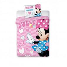Dětské povlečení Sweet Minnie Mouse - 135 x 100 cm Preview