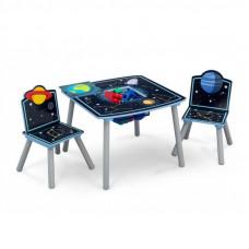 Dětský stůl se židlemi Vesmír Preview
