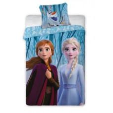 Dětské povlečení Ledové království Frozen - Anna a Elza 140 x 200 cm Preview