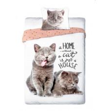 Dětské povlečení Kočičky - Home 140 x 200 cm Preview