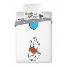 Dětské povlečení Medvídek Pú s balónkem 135 x 100 cm Preview