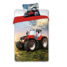 Dětské povlečení Traktor 140 x 200 cm Preview