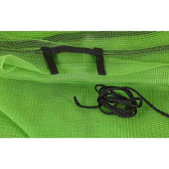 Vnitřní ochranná síť 430 cm na 6 tyčí  (kruh) AGA - svetlo zelená